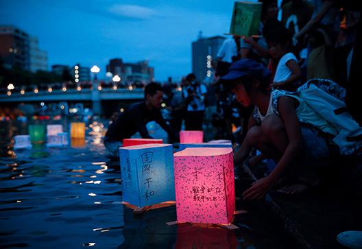 広島の月刊わしら:2018年8月の広島:豪雨災害から一カ月。わしらが迎えた、8月の話