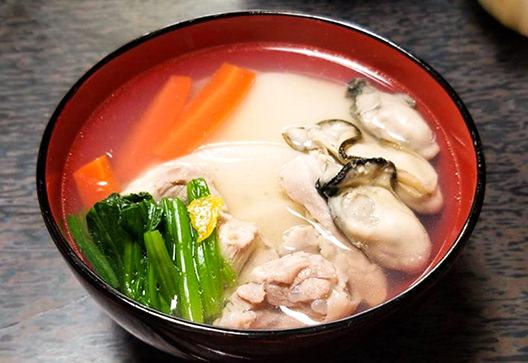 広島の月刊わしら:2019年01月の広島:ちょっとリッチな気分になれる「広島のお雑煮」を作ってみた