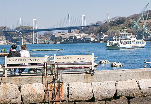 """広島の月刊わしら:2020年04月の広島:散歩とは、愛しいもので""""町を編集する""""こと~『尾道ねこ町さんぽ道』を読んで"""